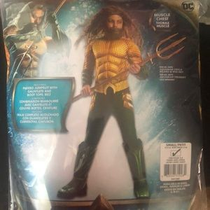 Aquaman toddler costume
